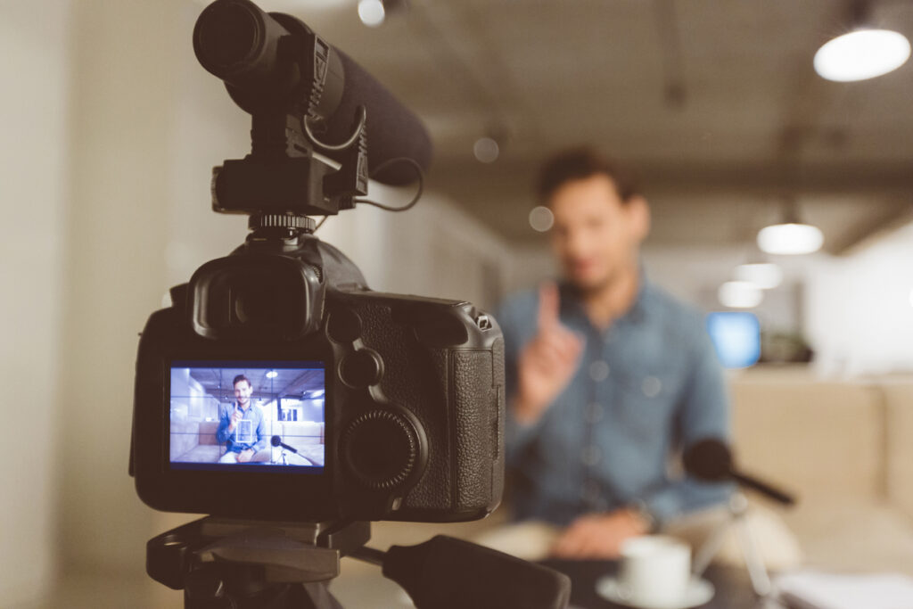 video marketing tips for vlogger